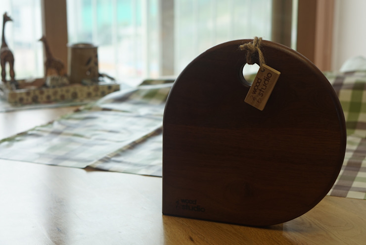 홍스목공방 KitchenKitchen utensils Wood Brown