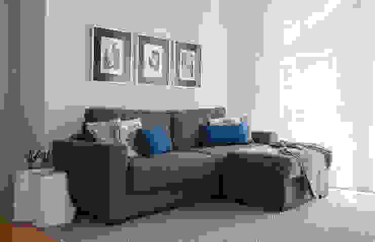 Modern Living Room by Estibaliz Martín Interiorismo Modern