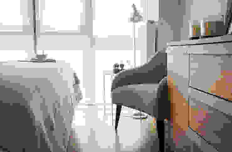 Dormitorio Principal Dormitorios de estilo moderno de Estibaliz Martín Interiorismo Moderno