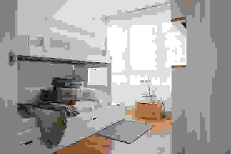Dormitorio infantil Dormitorios infantiles de estilo moderno de Estibaliz Martín Interiorismo Moderno