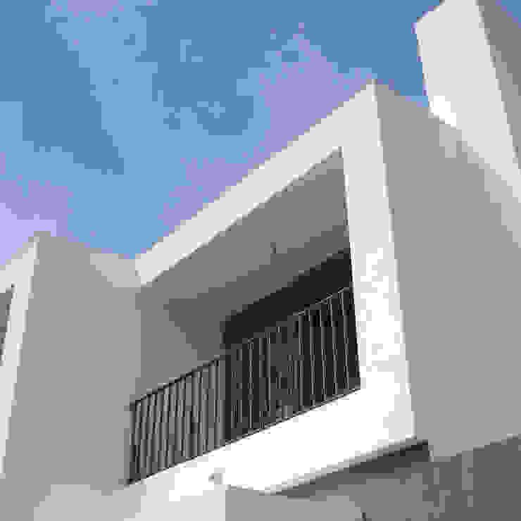 Casa DP Casas modernas por Luís Duarte Pacheco - Arquitecto Moderno