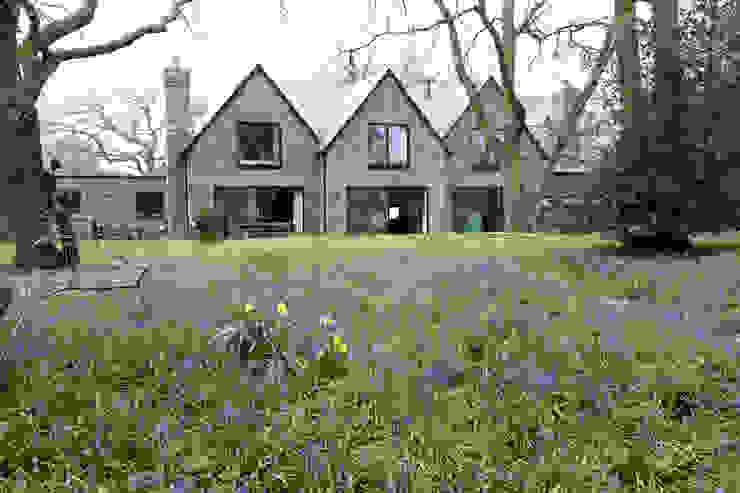 The House in the Wood Modern windows & doors by IQ Glass UK Modern