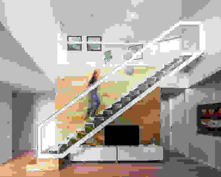 الممر والمدخل تنفيذ 08023 Architects, حداثي