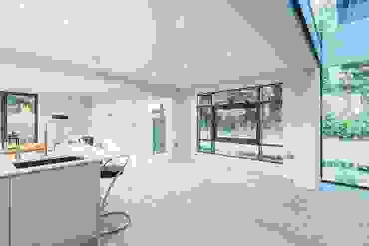 Westfields Lodge Modern dining room by Orange Design Studio Modern