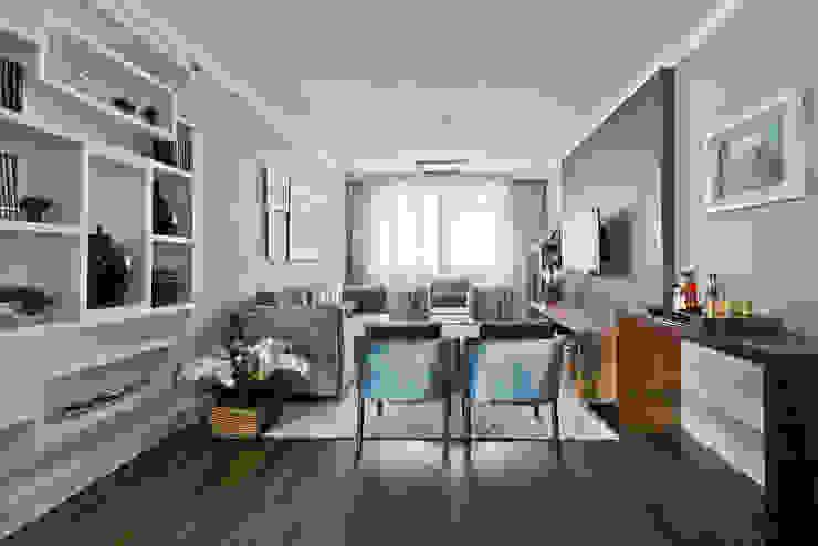 Modern living room by Karin Brenner Arquitetura e Engenharia Modern