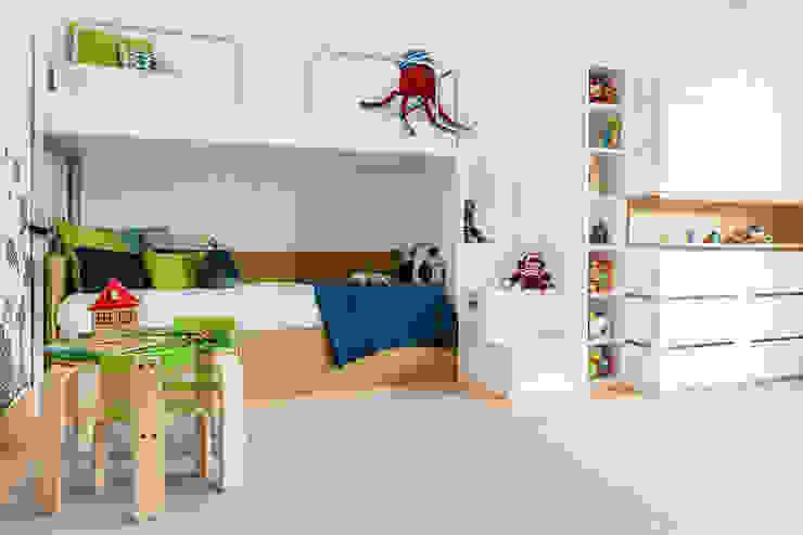 Chambre d'enfant moderne par Estibaliz Martín Interiorismo Moderne