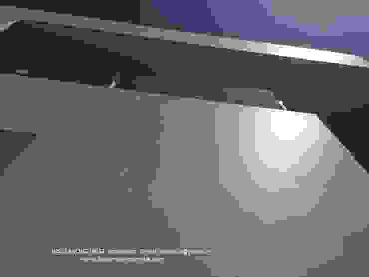 Luz sin defecto en la villa Contemporánea. de DYOV STUDIO Arquitectura, Concepto Passivhaus Mediterraneo 653 77 38 06 Mediterráneo Arenisca