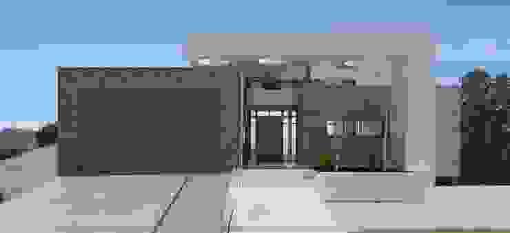 J44. B Casas de estilo mediterráneo de DYOV STUDIO Arquitectura, Concepto Passivhaus Mediterraneo 653 77 38 06 Mediterráneo Madera Acabado en madera