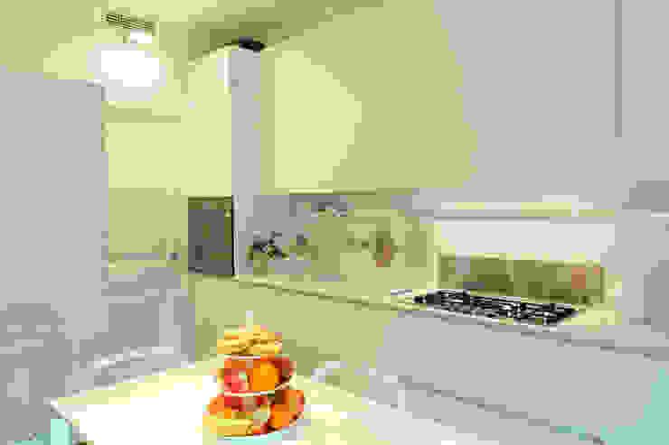 Cocinas de estilo minimalista de studio ferlazzo natoli Minimalista