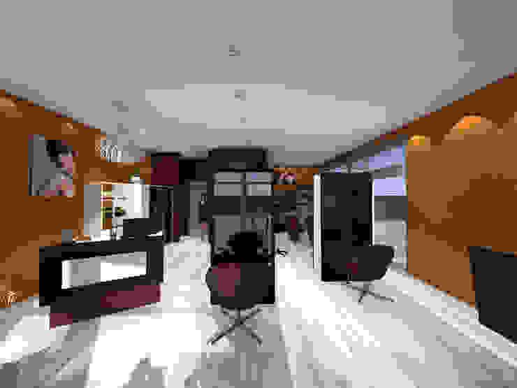 Aménagement d\'un salon de coiffure. von FP Design espace ...