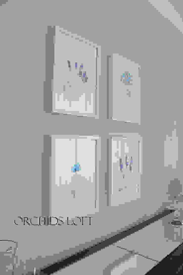 More Inspiration for the home Salas de jantar modernas por ORCHIDS LOFT Moderno Vidro