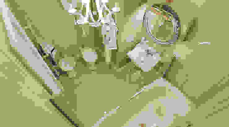 Ванные комнаты в . Автор – homify, Классический