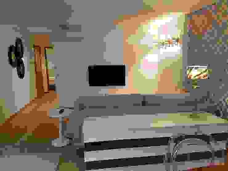 Sala Comum Depois por Alma Braguesa Furniture