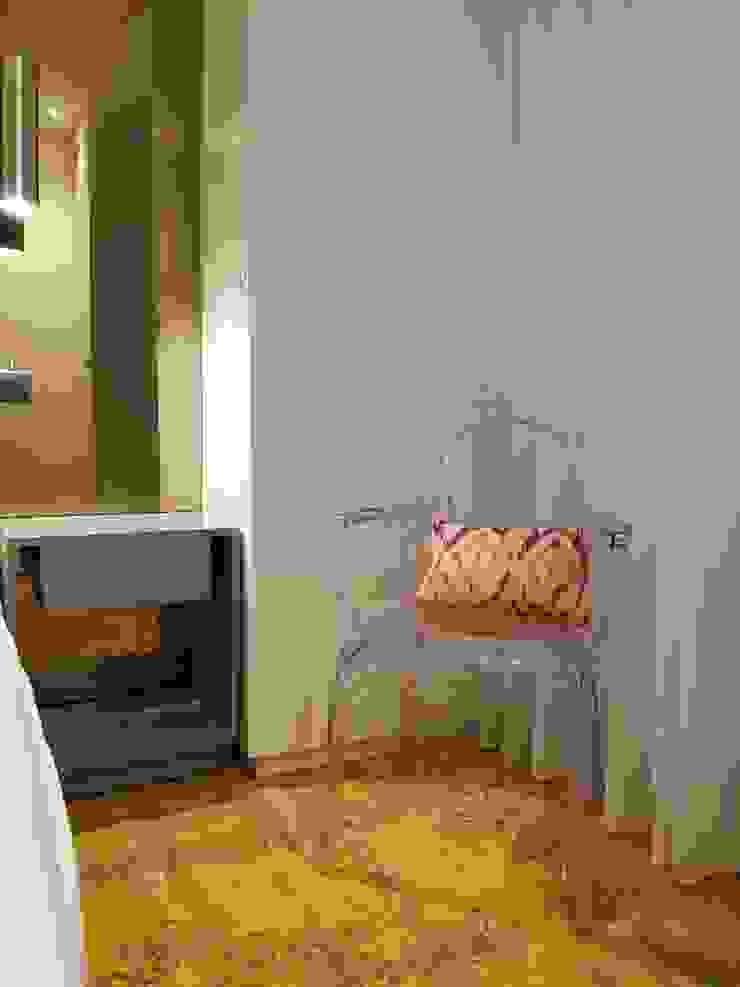 Quarto Hóspedes Depois por Alma Braguesa Furniture
