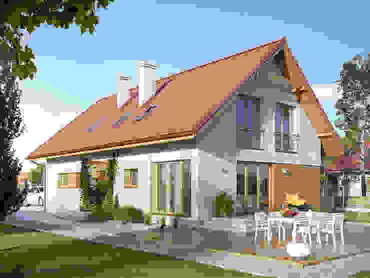 10 Geniale Einfamilienhauser Mit Satteldach
