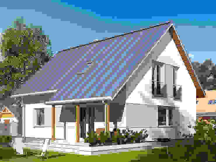 Biuro Projektów MTM Styl - domywstylu.pl Casas estilo moderno: ideas, arquitectura e imágenes