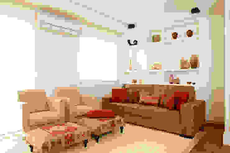 Nice De Cara Arquitetura Classic style living room