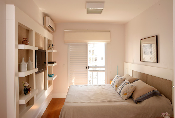 Nice De Cara Arquitetura Camera da letto moderna