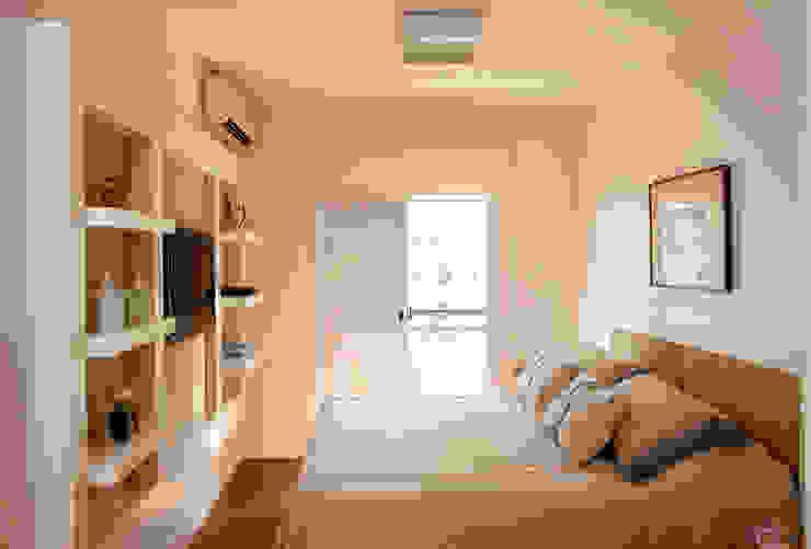 Nice De Cara Arquitetura Modern style bedroom
