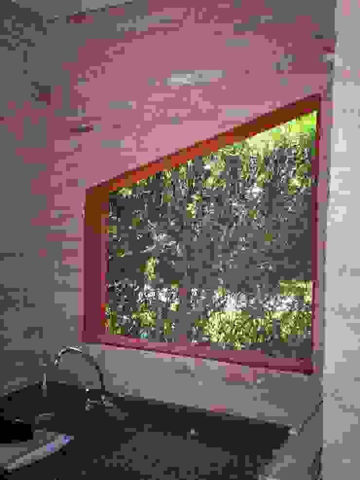 Refacción + Ampliación QDA Patricio Galland Arquitectura Casas de estilo ecléctico