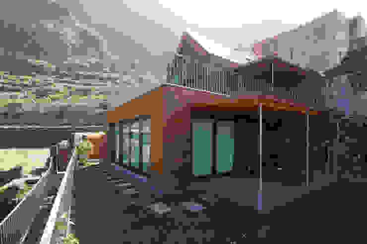 Exterior Hotéis modernos por Mayer & Selders Arquitectura Moderno