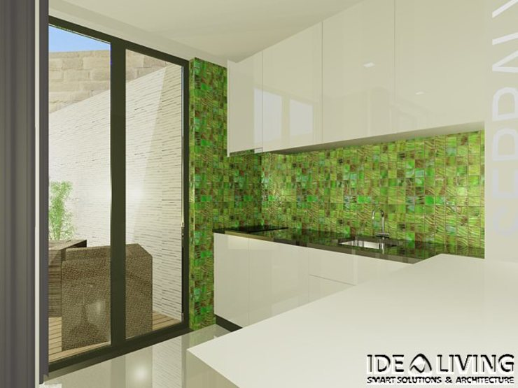 Modern kitchen by Idealiving Modern