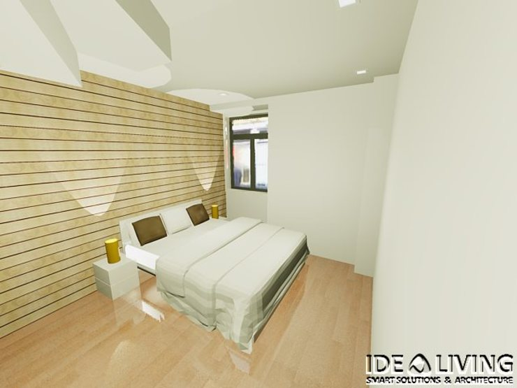 Modern Bedroom by Idealiving Modern