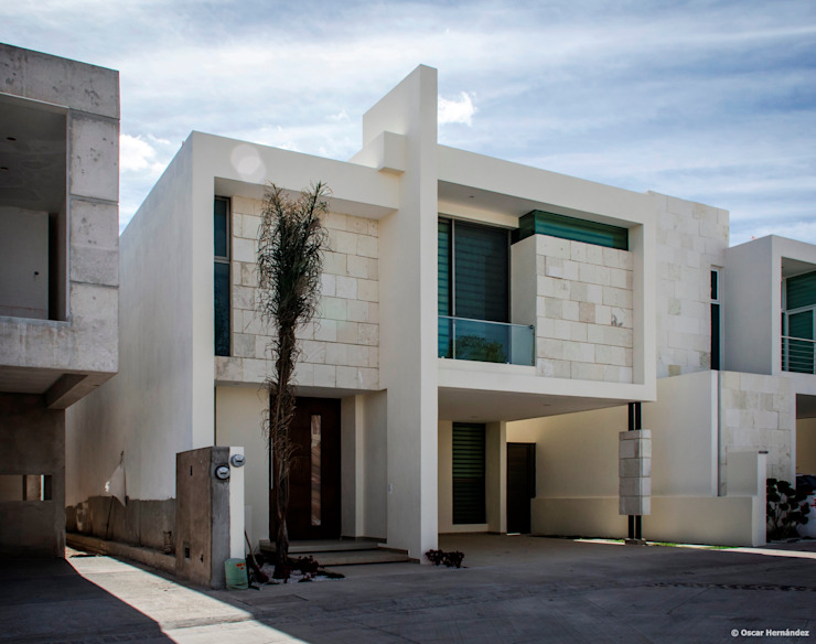 CASA FRESNOS / FERNANDO GONZALEZ de Oscar Hernández - Fotografía de Arquitectura