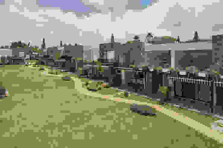 Cosmopolitan Cuernavaca Jardines modernos de PHia Moderno