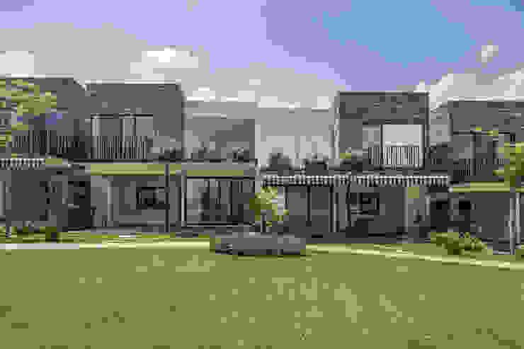 Дома в стиле модерн от PHia Модерн