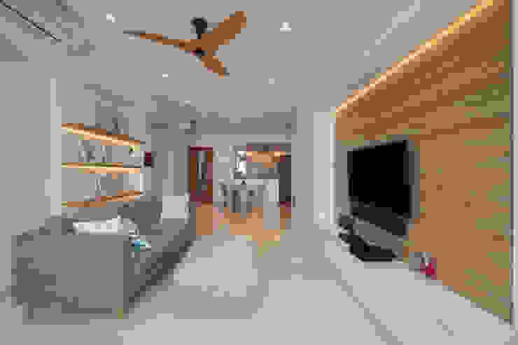 COSTA DEL SOL Scandinavian style living room by Eightytwo Pte Ltd Scandinavian
