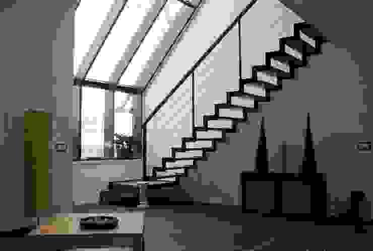 Oog voor design trappen in Limburg Koloniale exhibitieruimten van TrappenXL Koloniaal IJzer / Staal