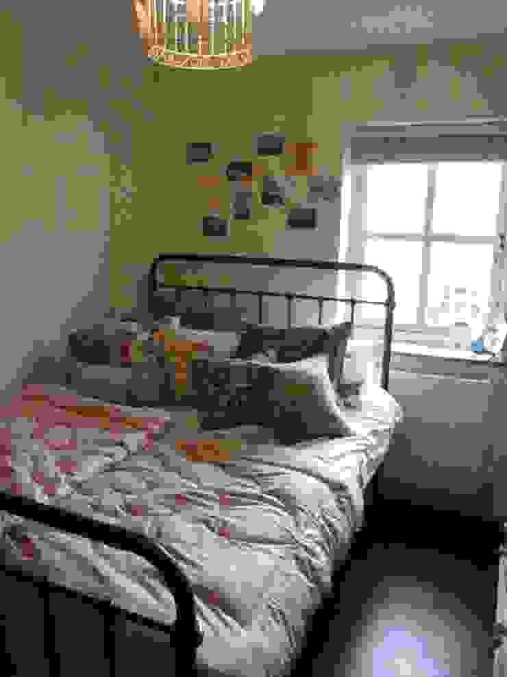 Guest Bedroom Chambre originale par Little Mill House Éclectique