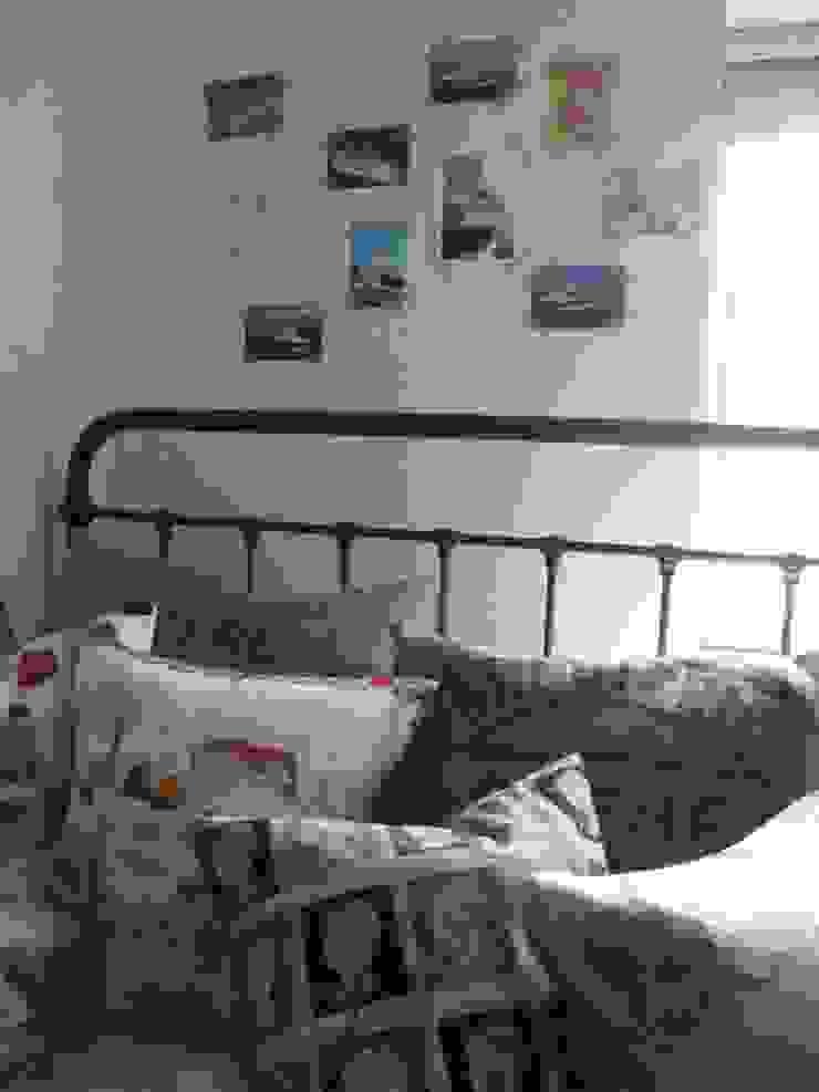 Guest Bedroom Details Chambre originale par Little Mill House Éclectique