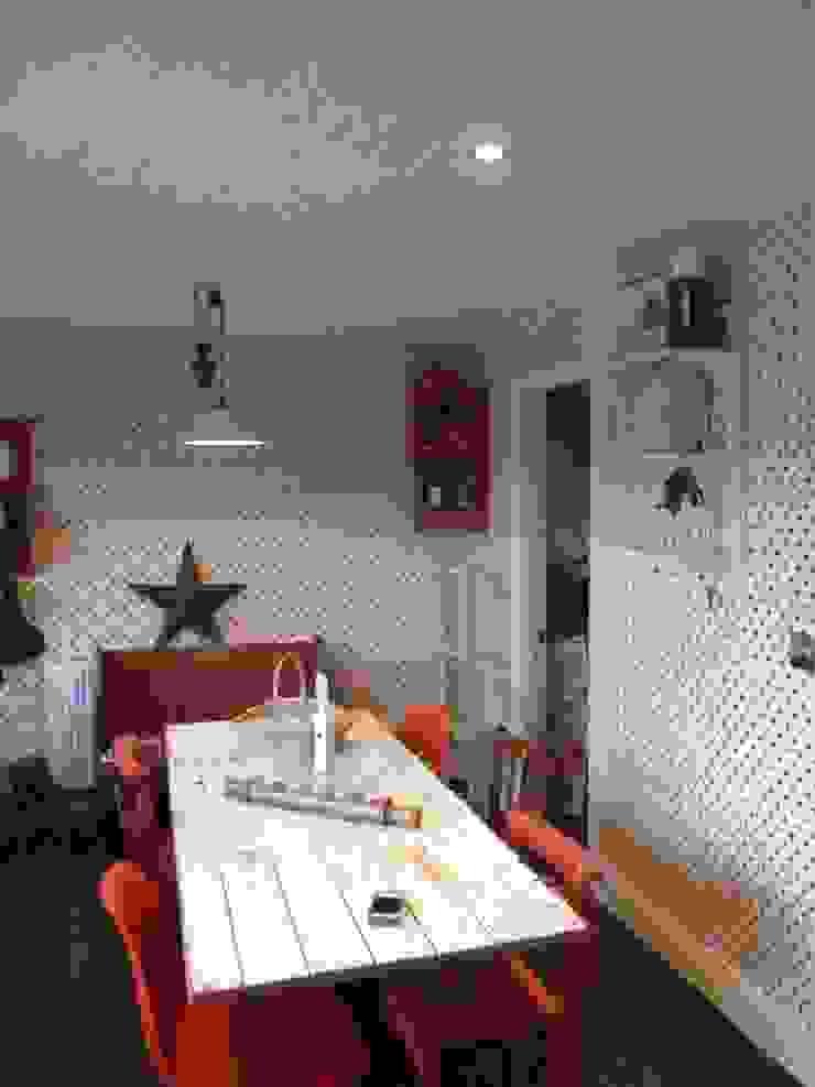 Kitchen Diner Cuisine originale par Little Mill House Éclectique