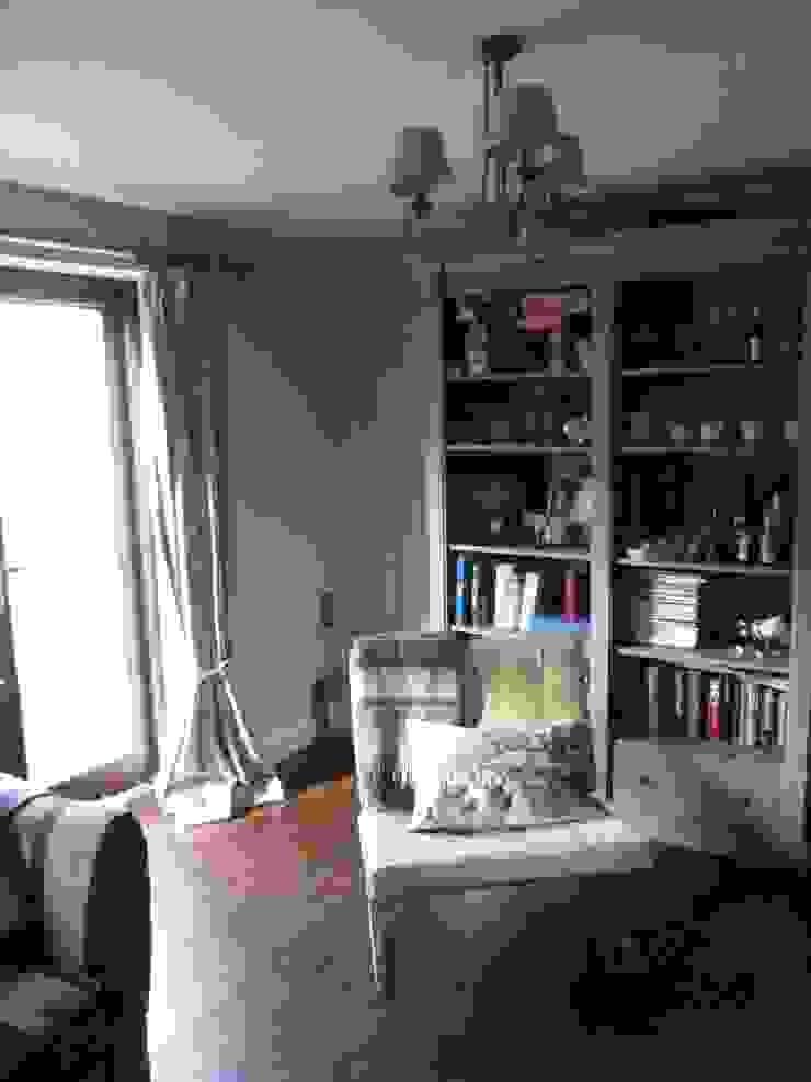 Living Area Salon original par Little Mill House Éclectique