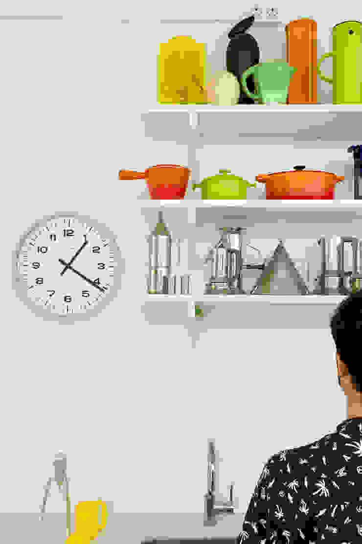 Scandinavian style kitchen by Egue y Seta Scandinavian