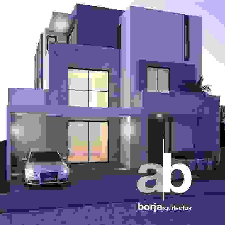 Borja Arquitectos Dormitorios modernos de Borja Arquitectos Moderno