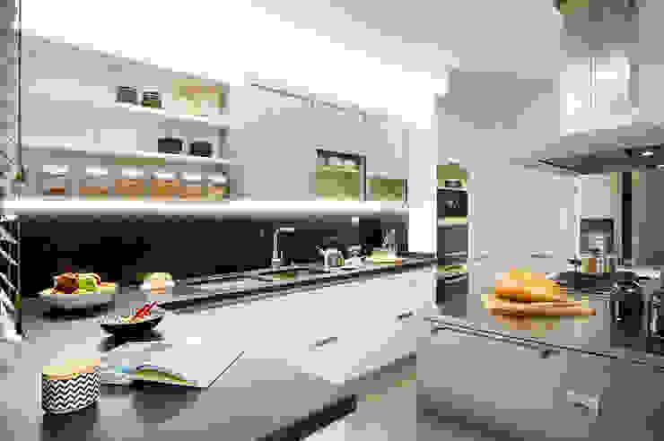 Dapur Gaya Mediteran Oleh Egue y Seta Mediteran