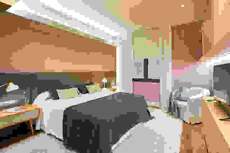 Dormitorios de estilo mediterráneo de Egue y Seta Mediterráneo