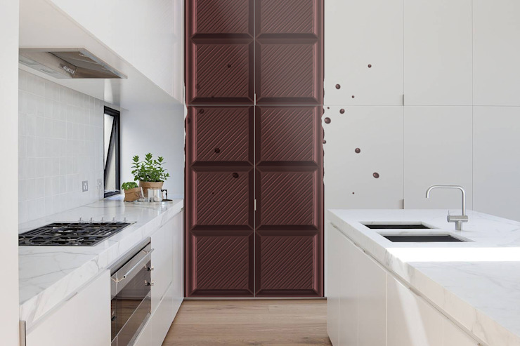 Chocolate Bar by Pixers Modern