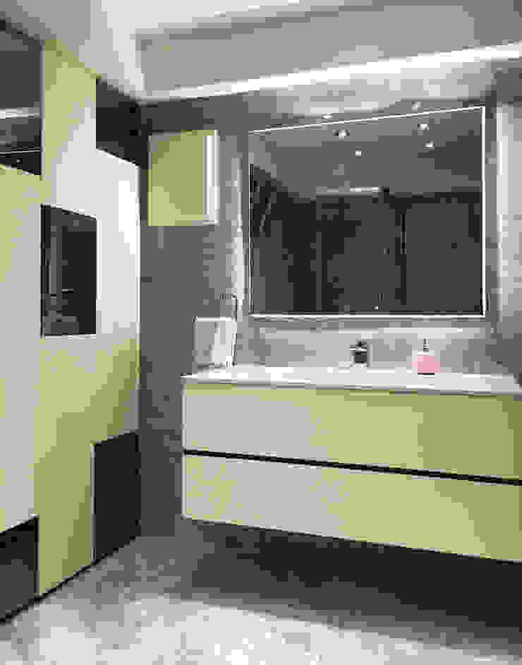 Ofis 352 Mimarlık Hizmetleri Ванная комната в стиле модерн