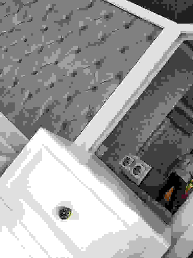 Ofis 352 Mimarlık Hizmetleri Спальная комната Кровати и изголовья
