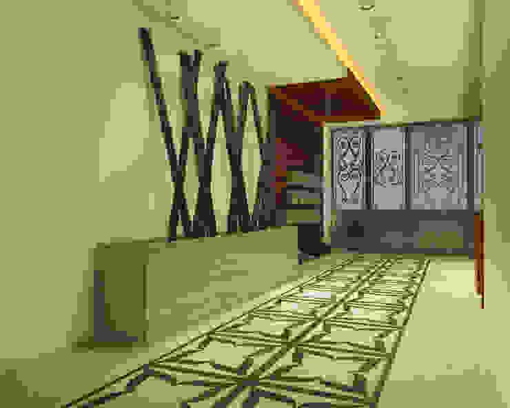 Hành lang, sảnh & cầu thang phong cách hiện đại bởi Ofis 352 Mimarlık Hizmetleri Hiện đại