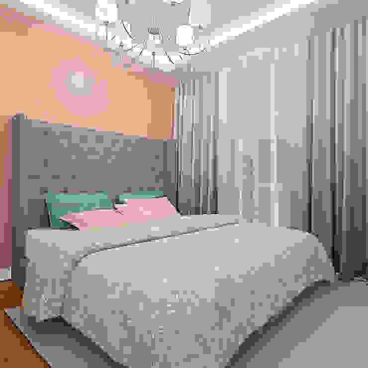 Projekty,  Sypialnia zaprojektowane przez Ofis 352 Mimarlık Hizmetleri, Nowoczesny