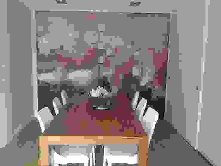 Modern Dining Room by CLAU21 INTERIORISMO Y CONSTRUCCIÓN Modern