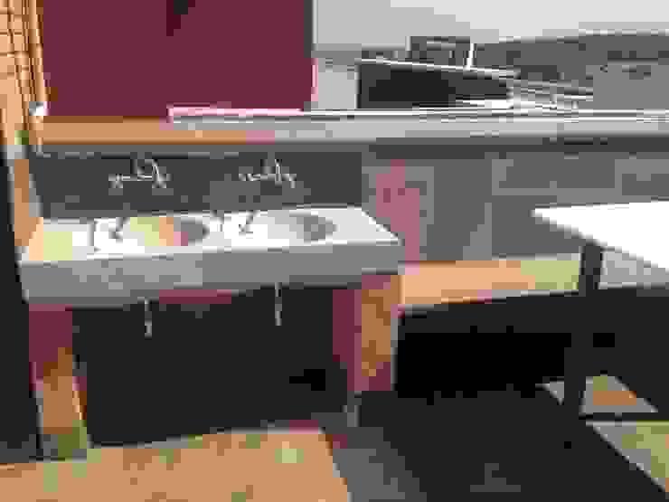 Balcones y terrazas de estilo moderno de CLAU21 INTERIORISMO Y CONSTRUCCIÓN Moderno
