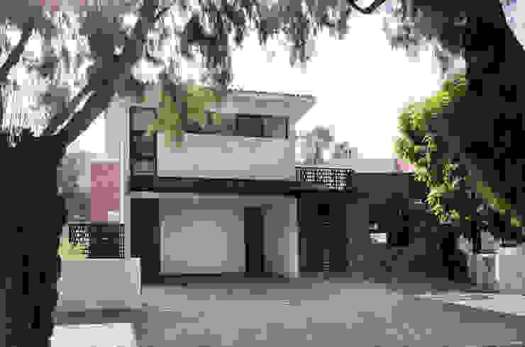 Moderne huizen van VMArquitectura Modern Beton