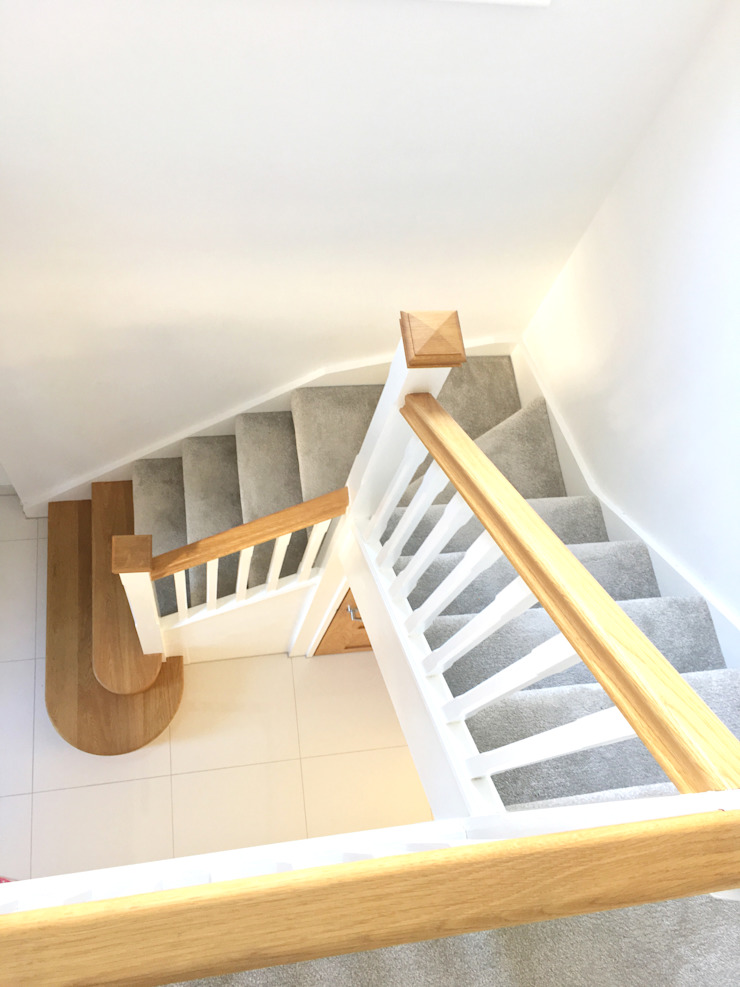 Staircase - As Built Arc 3 Architects & Chartered Surveyors
