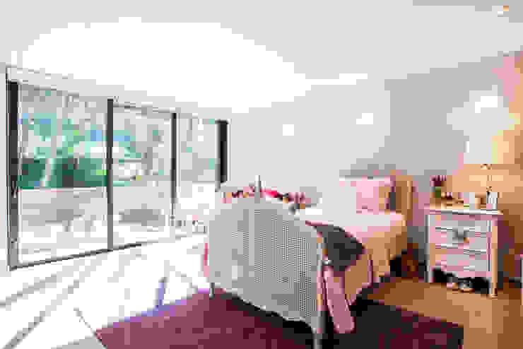 Paseo 82 Dormitorios modernos de Sobrado + Ugalde Arquitectos Moderno